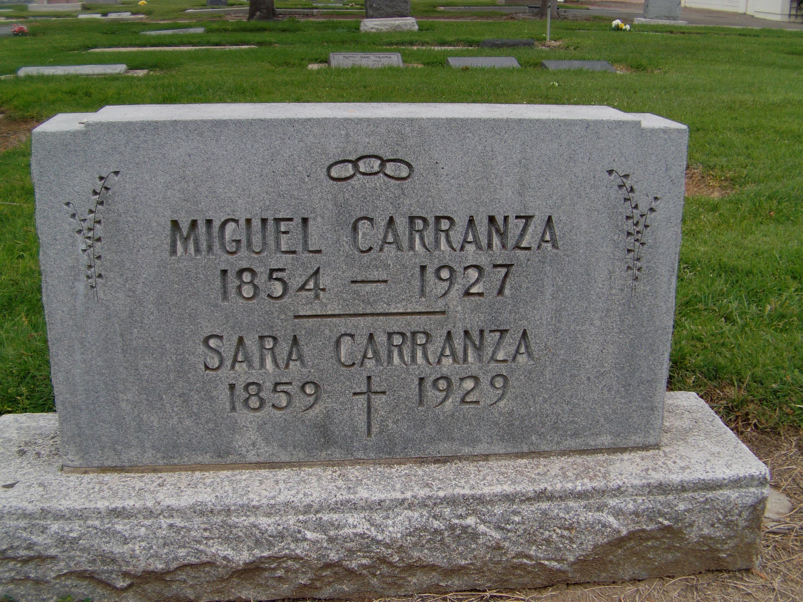 Sara <i>Ontiveros</i> Carranza