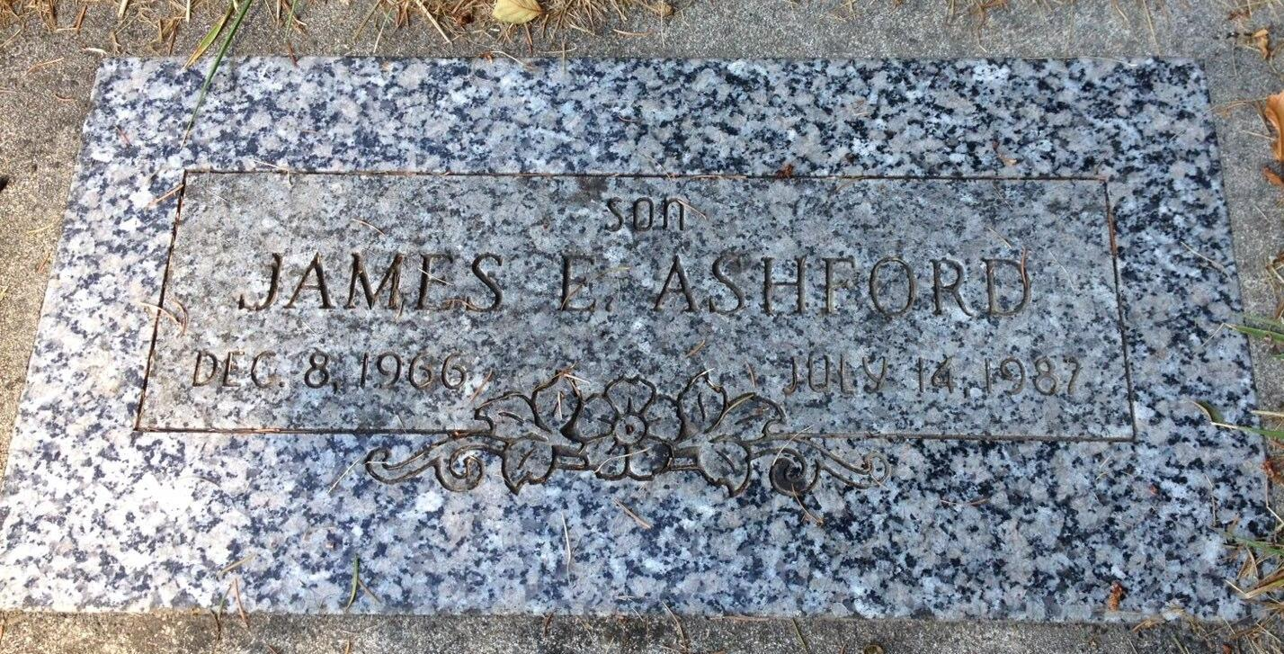 James Edward Ashford