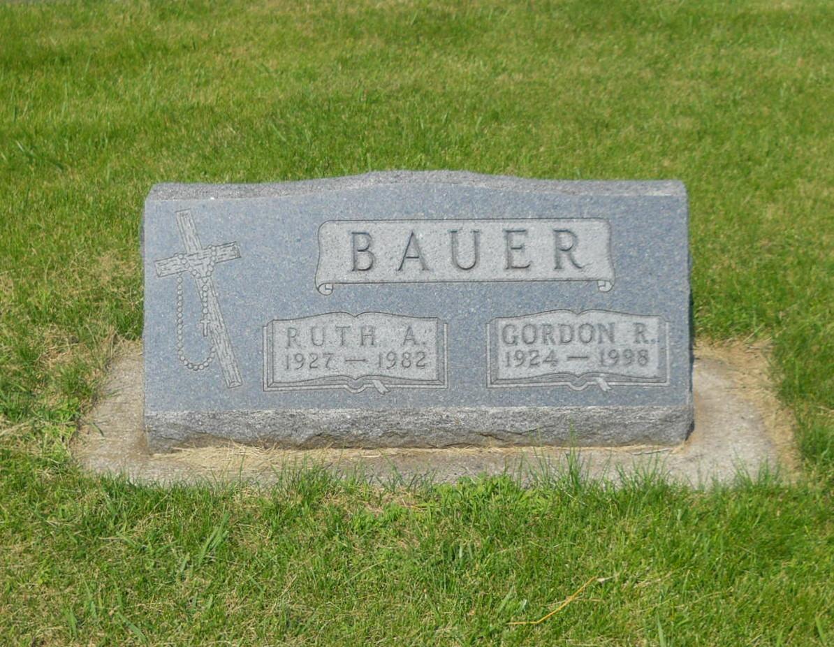 Gordon R Bauer