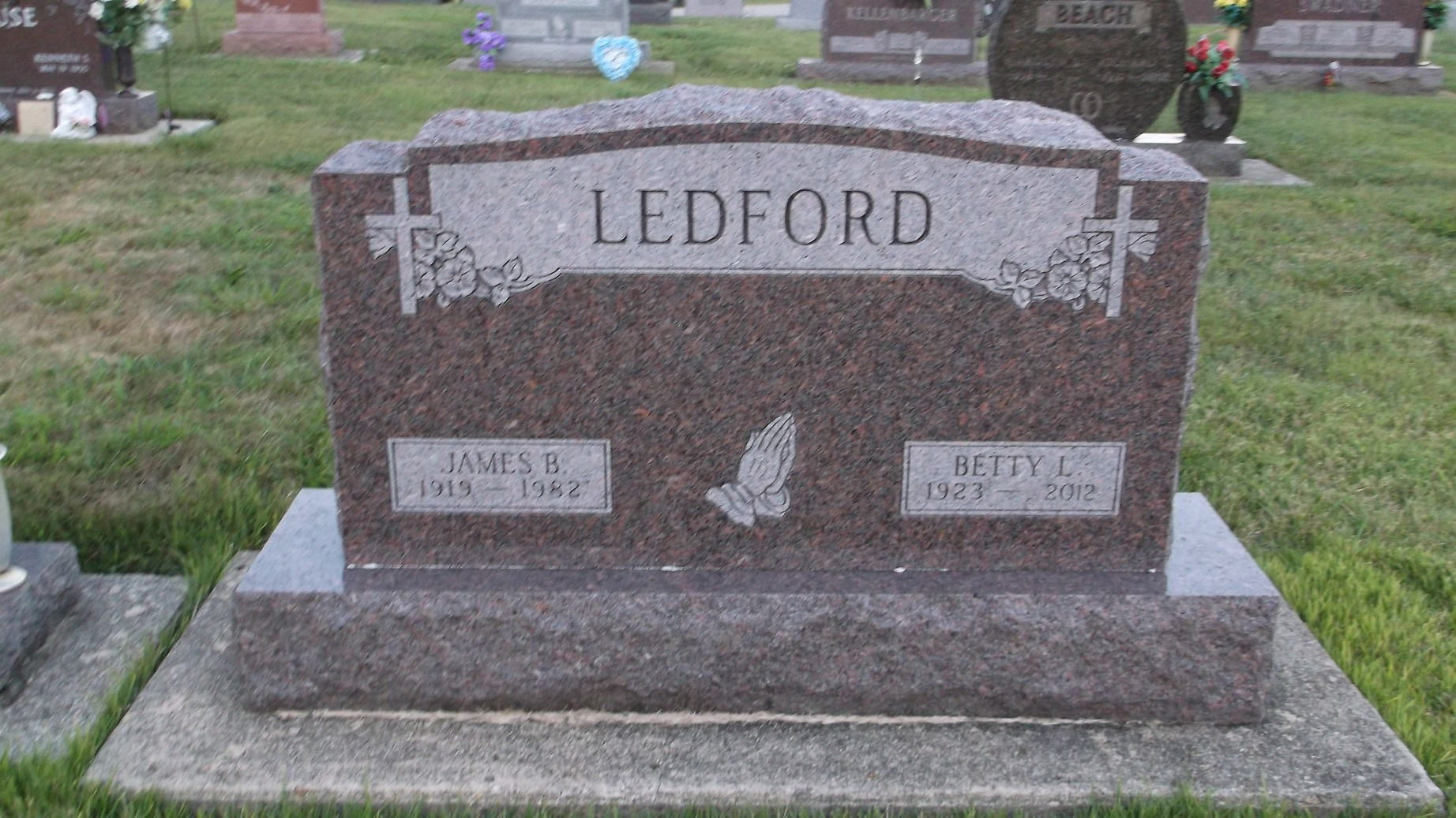 James Bert Ledford