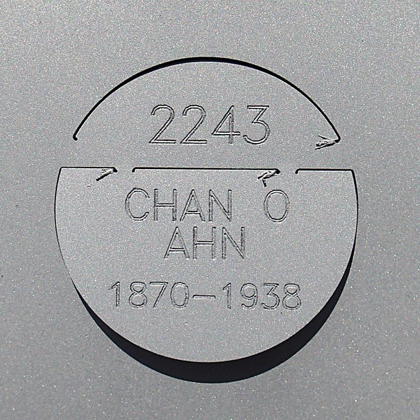 Chan O Ahn