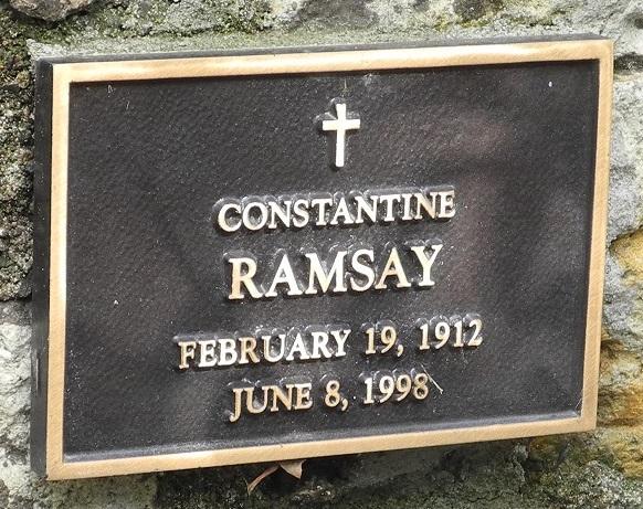 Constantine Ramsay
