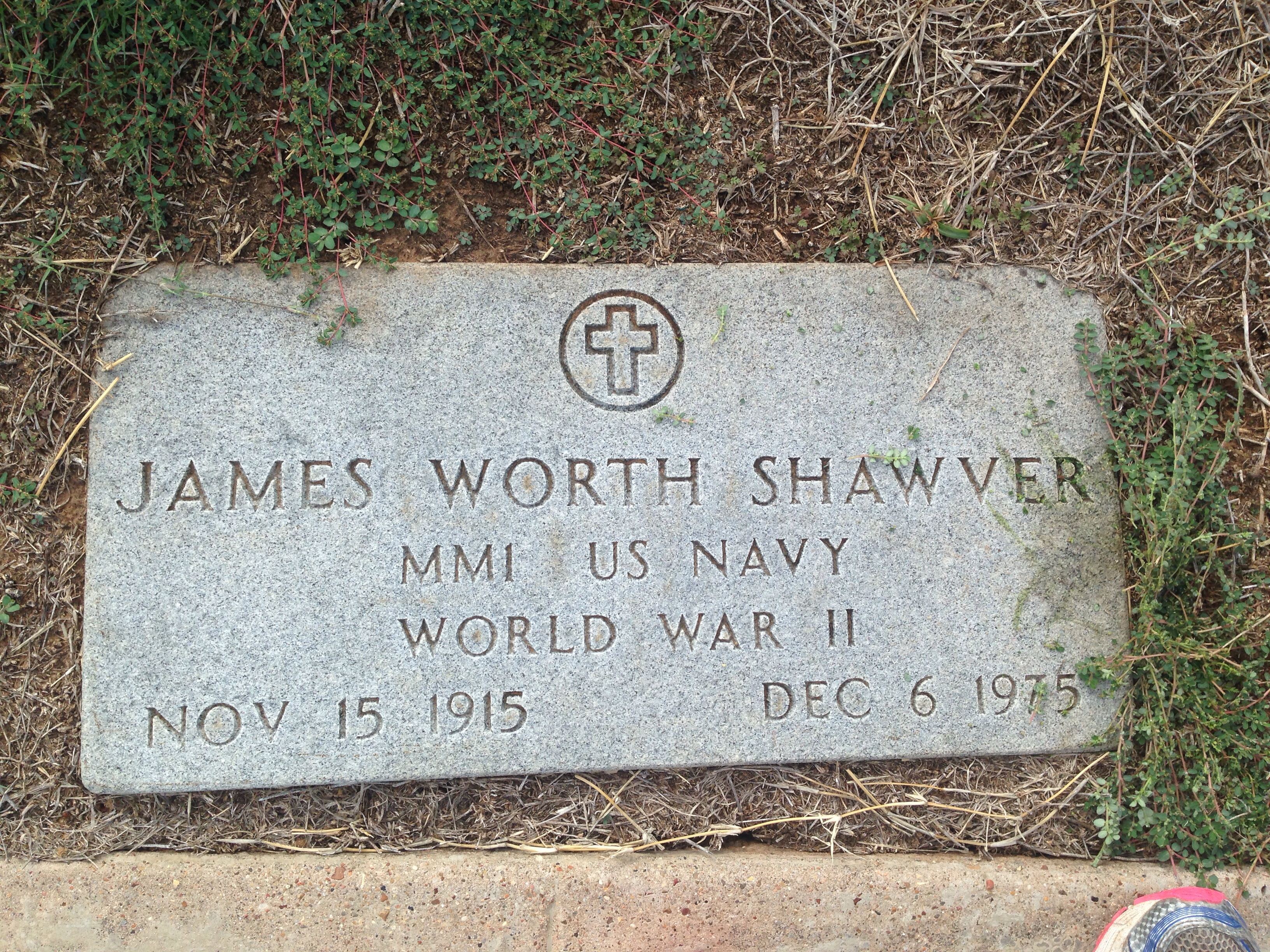 James Worth Shawver