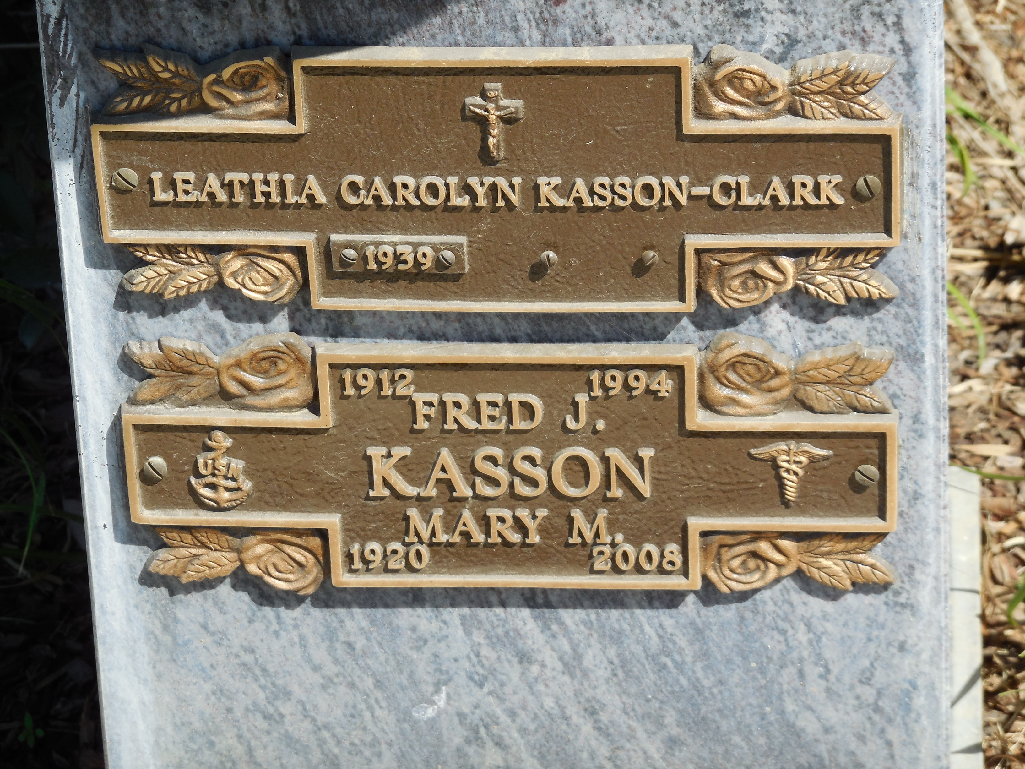 Mary Olive Martin Kasson (1920-2008) - Find A Grave Memorial