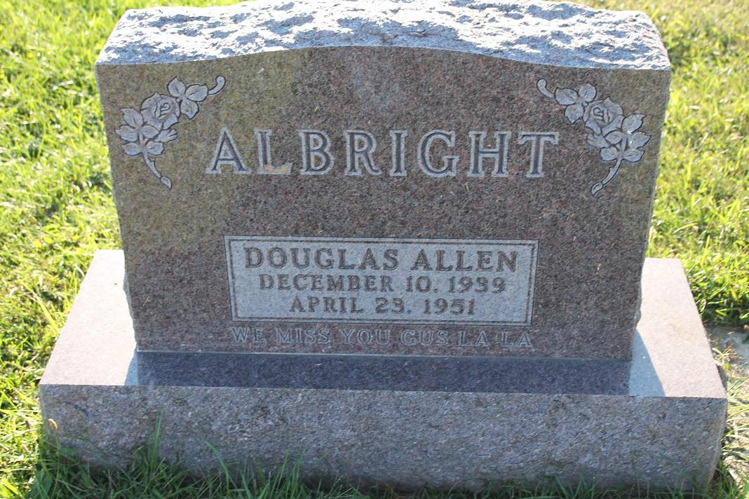 Douglas Allen Albright