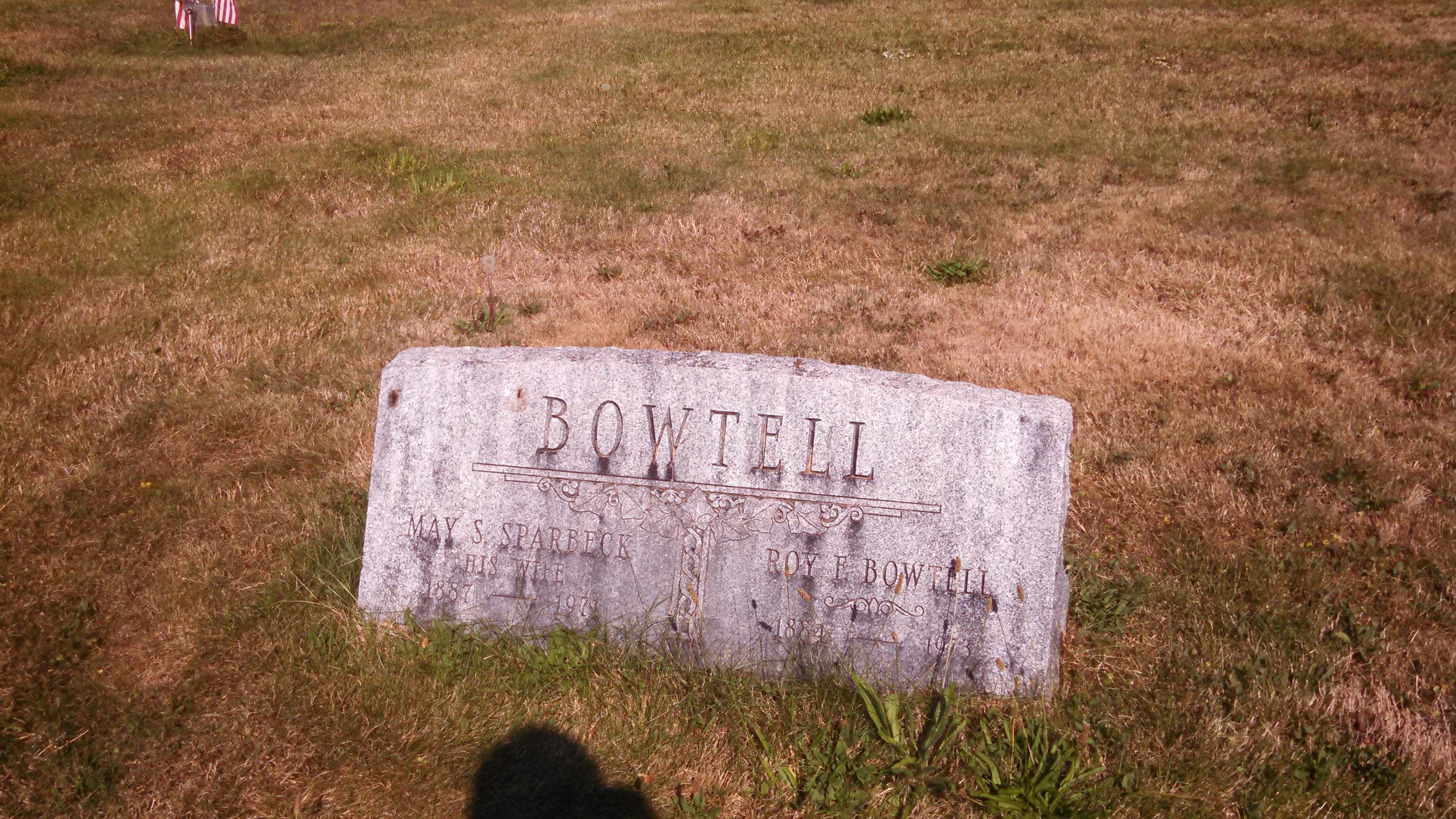 Roy Frank Bowtell