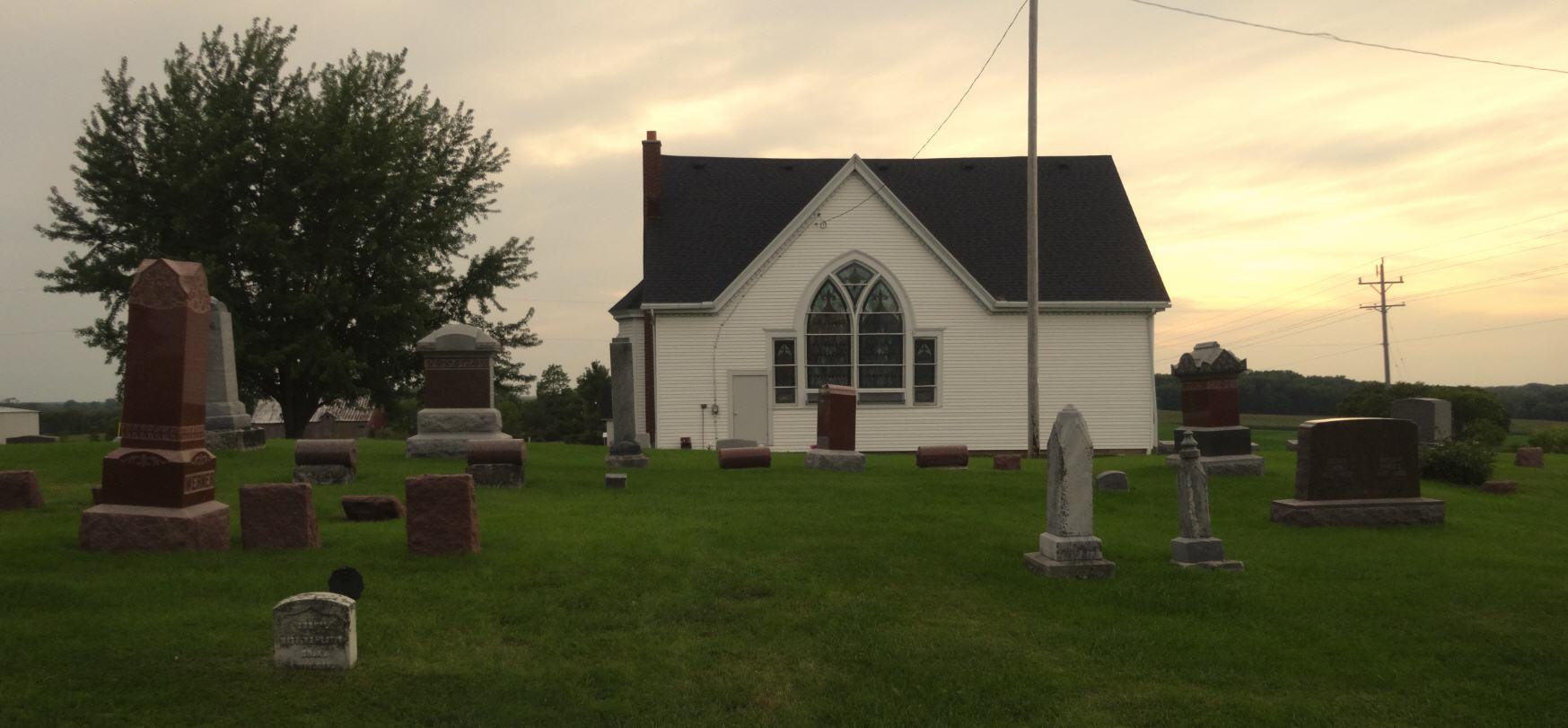 Cicero United Methodist Cemetery