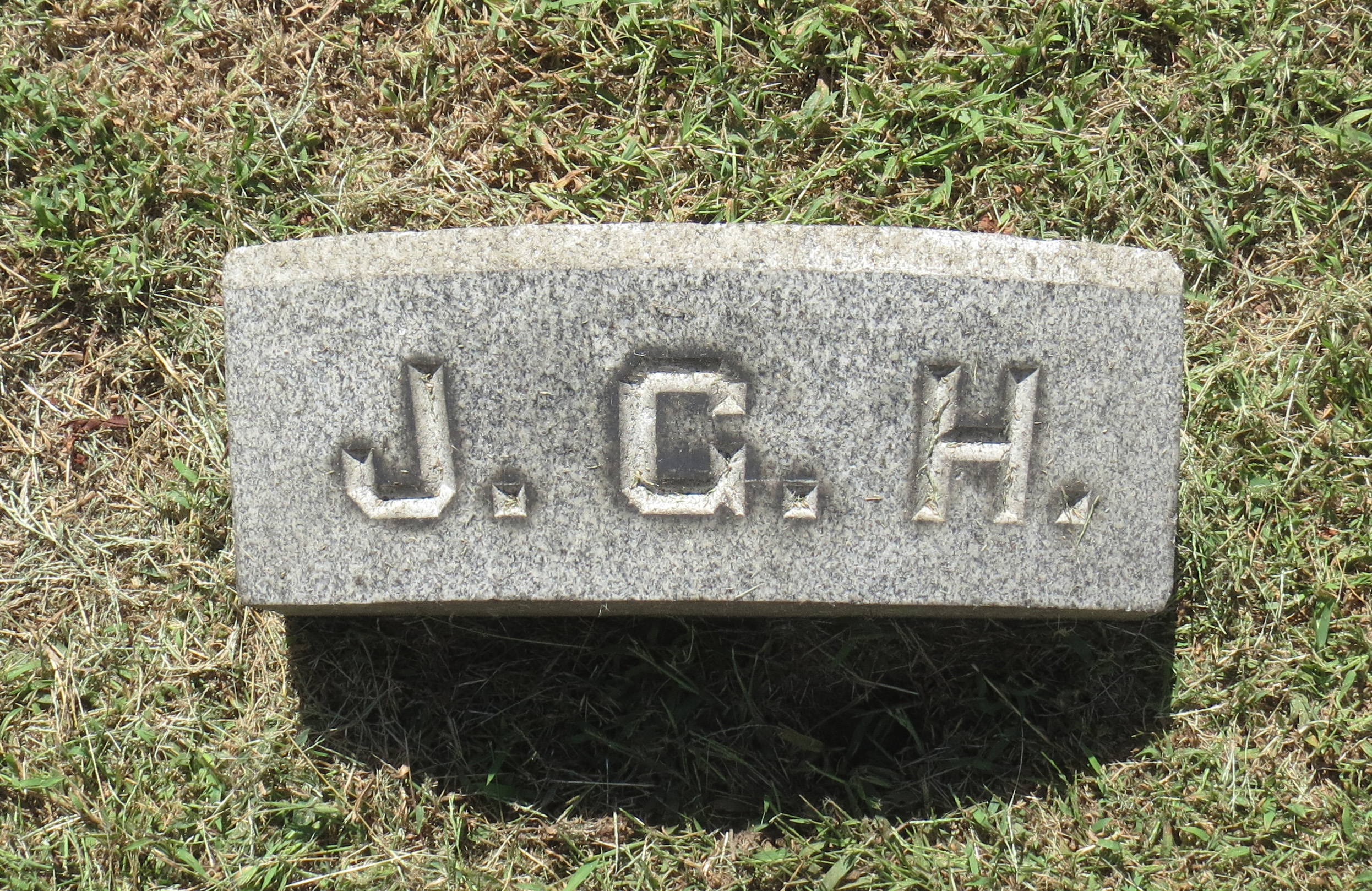 Image result for jeremiah g. hamilton grave