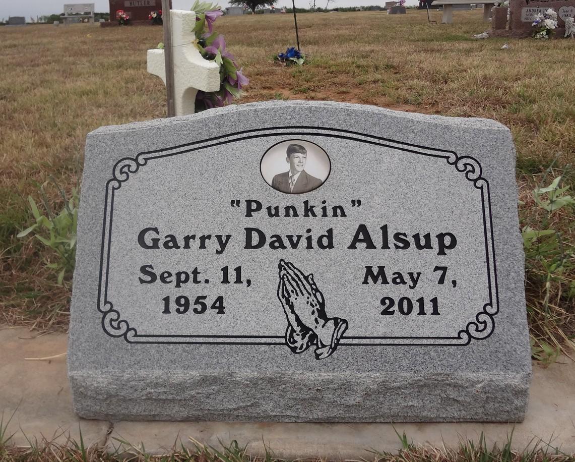 Garry David Punkin Alsup