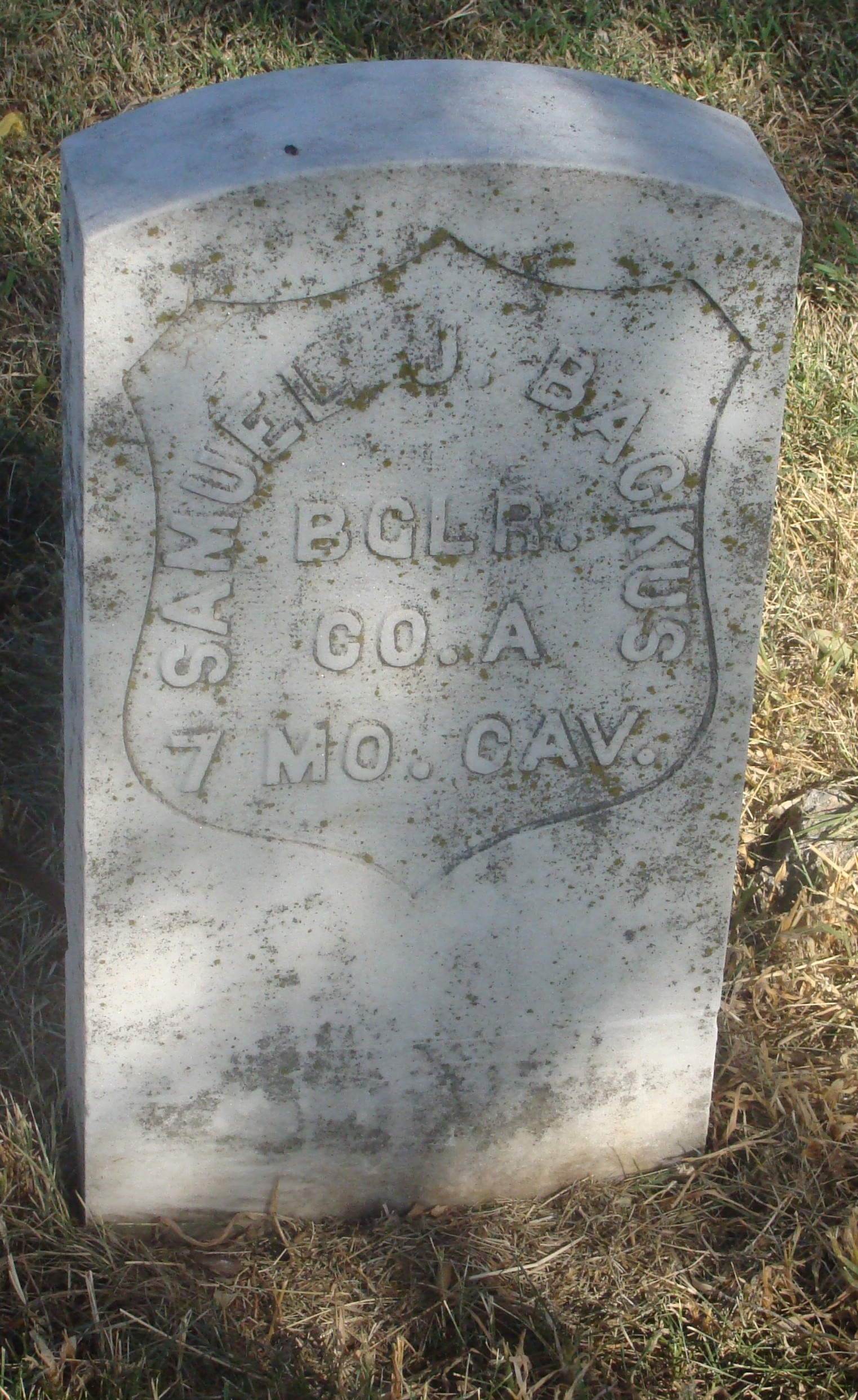 Samuel J. Backus