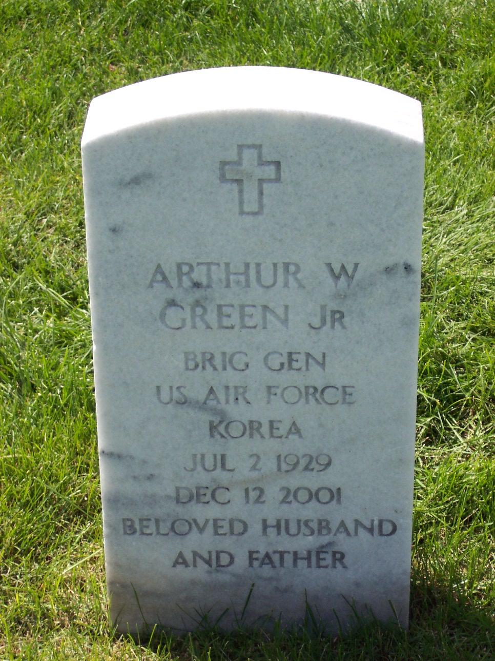 Arthur W Green, Jr