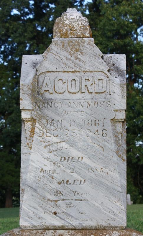 John H Acord