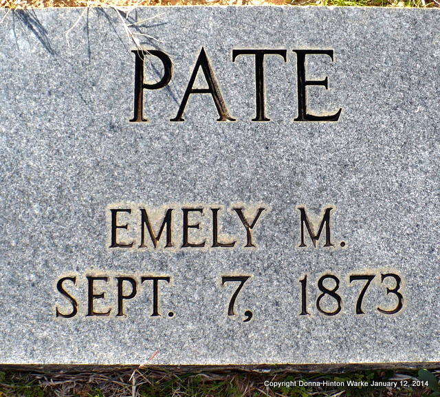Emely M. Pate