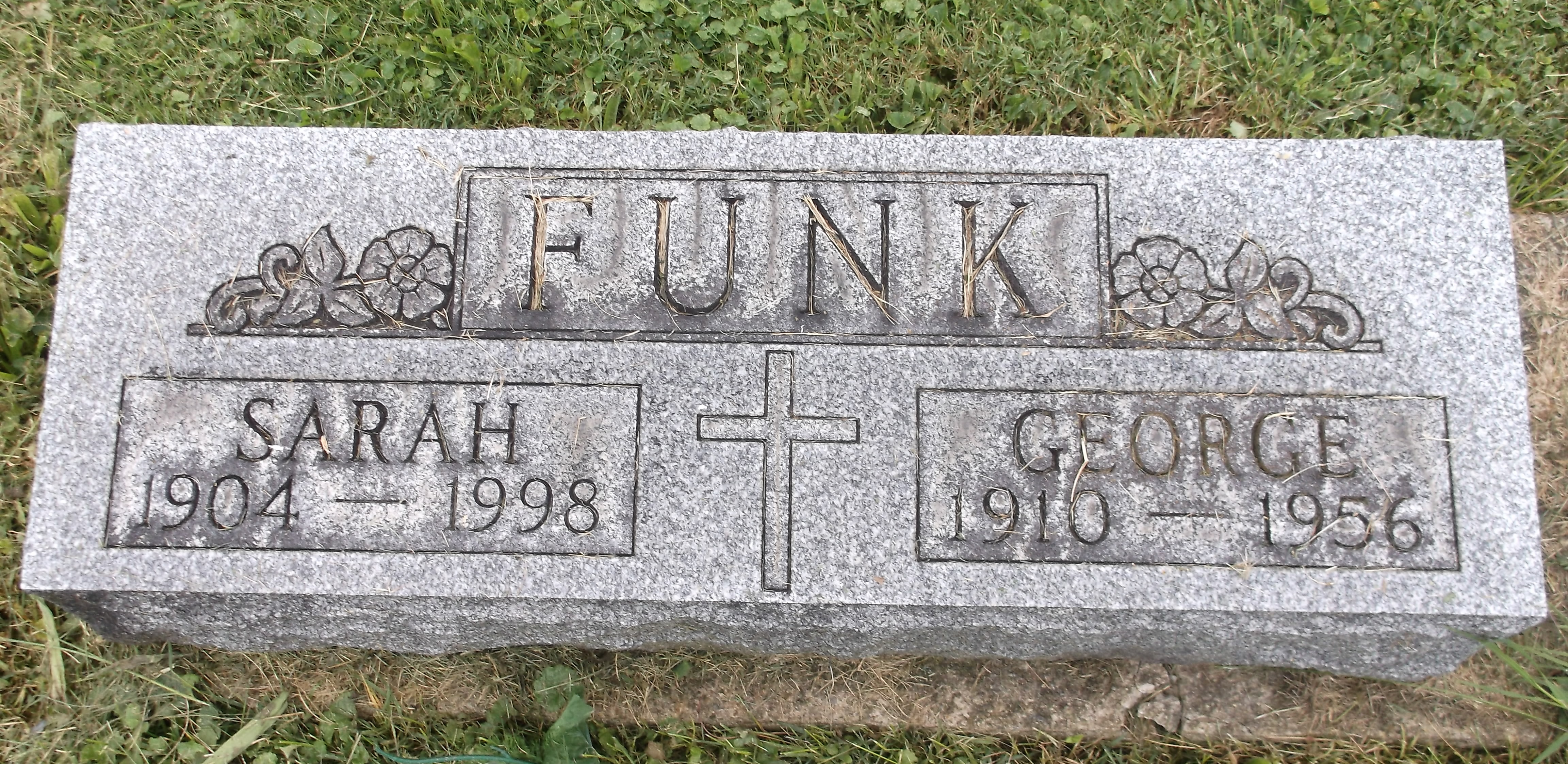 Sarah <i>Gordon</i> Funk