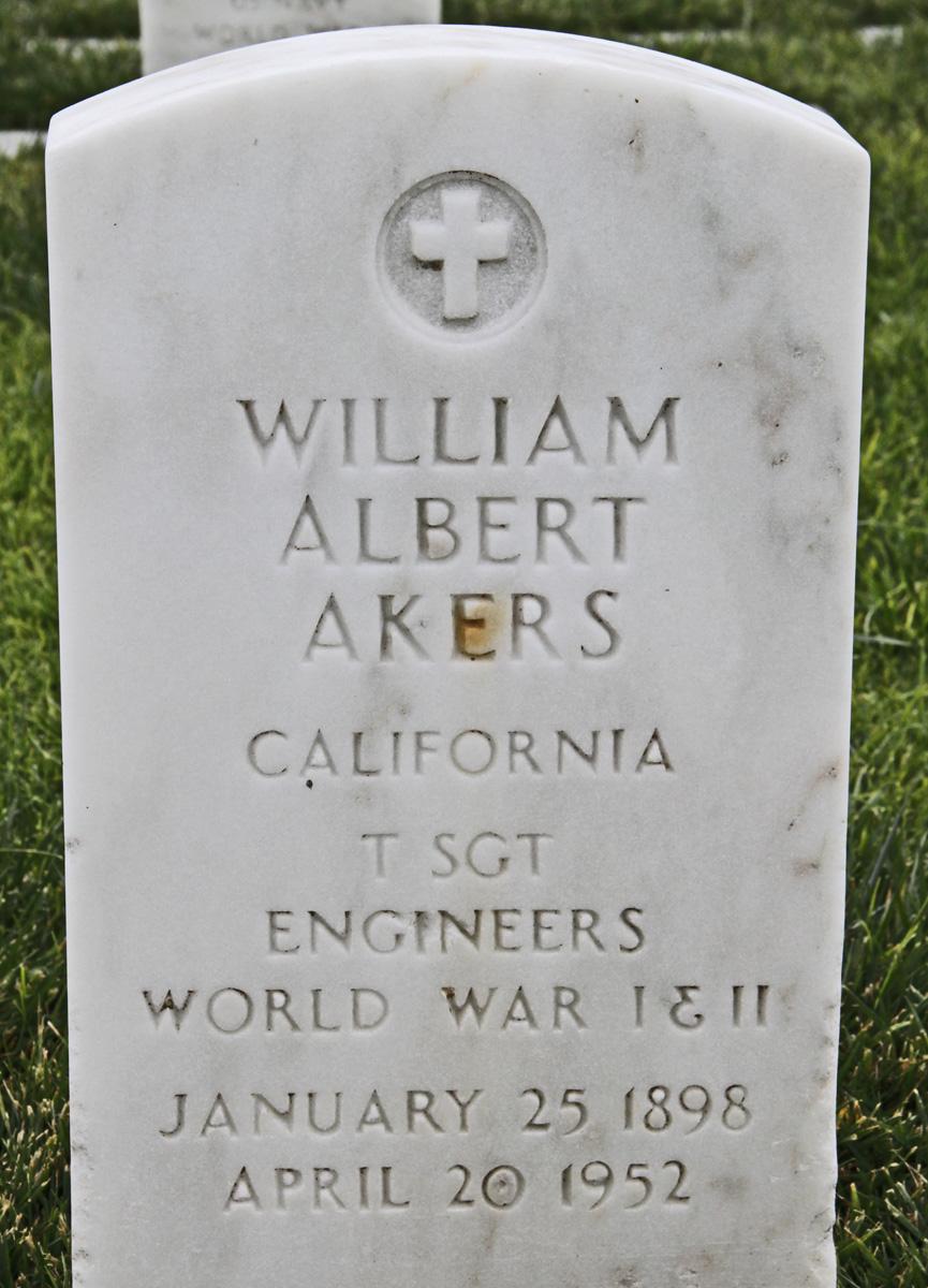 William Albert Akers