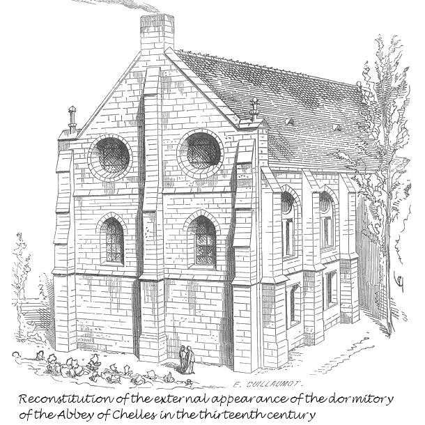 Convent of Chelles