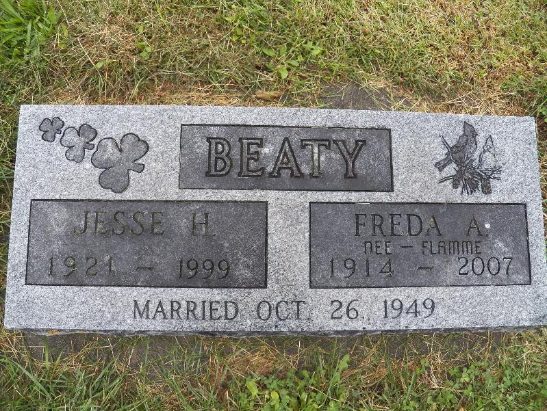 Jesse Hamilton Beaty