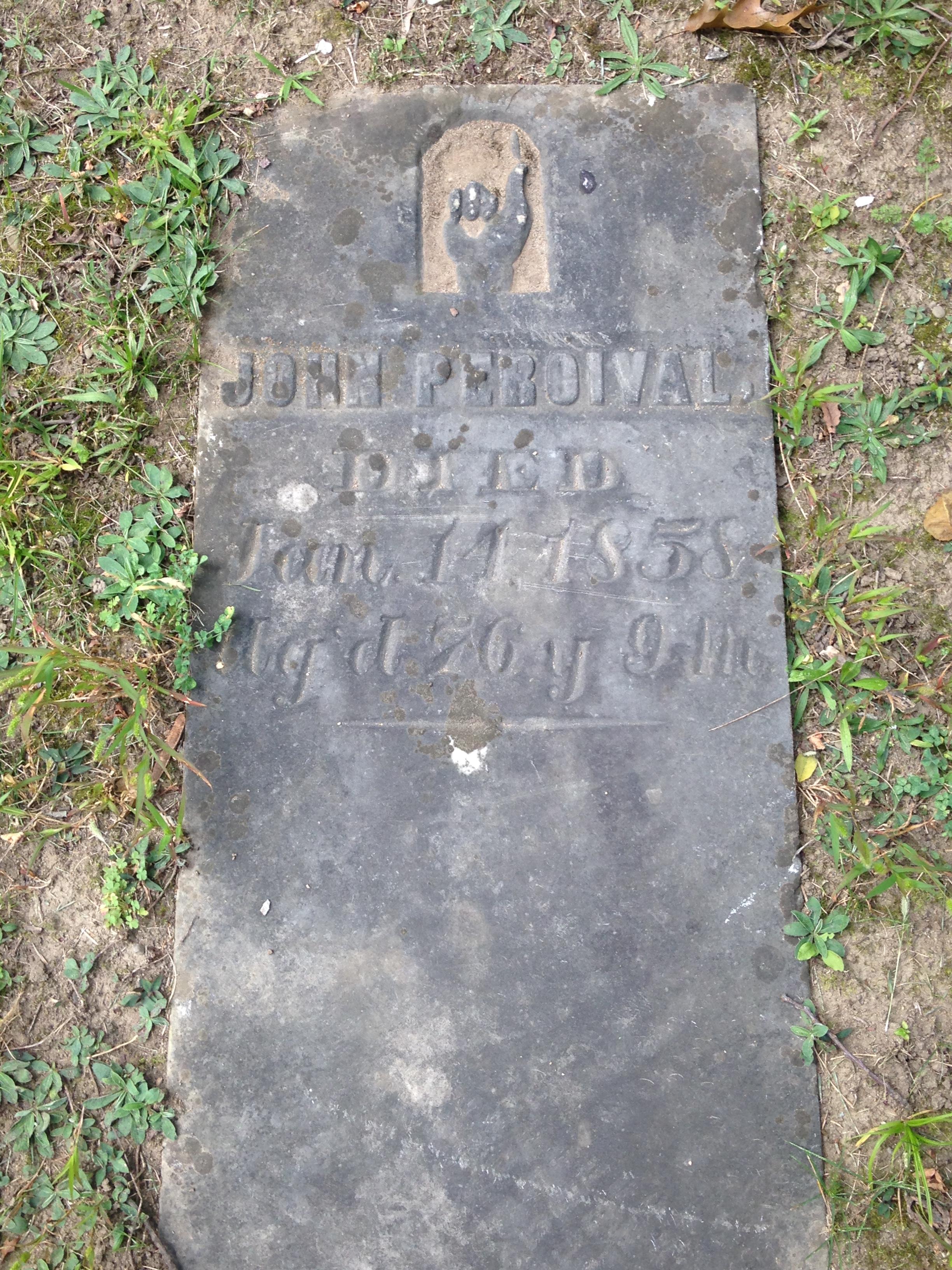John Percival, Jr