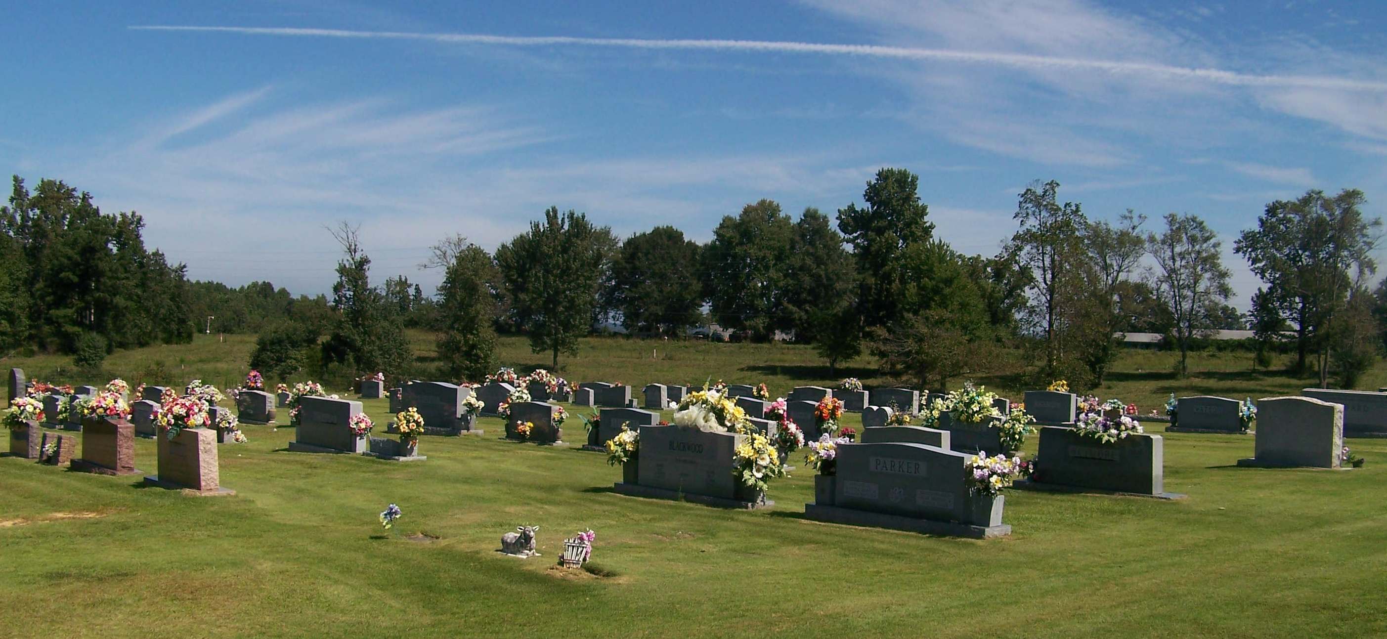 Nesmith Methodist Cemetery