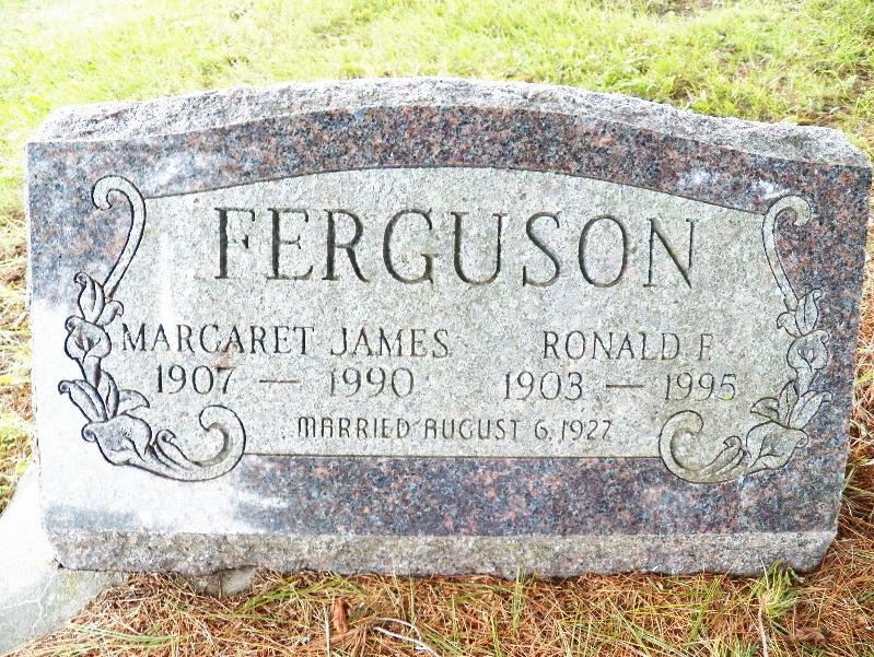 Margaret N <i>James</i> Ferguson