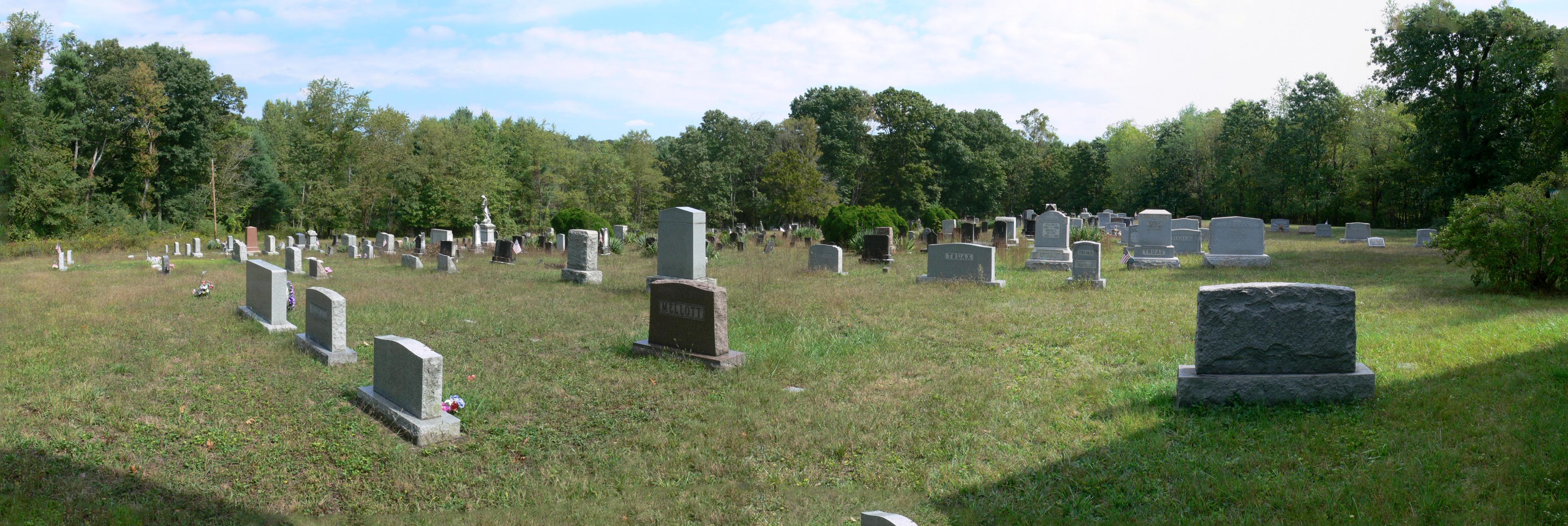 Sideling Hill Primitive Baptist Cemetery