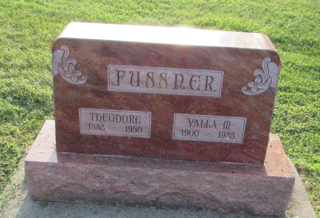 Theodore Fussner