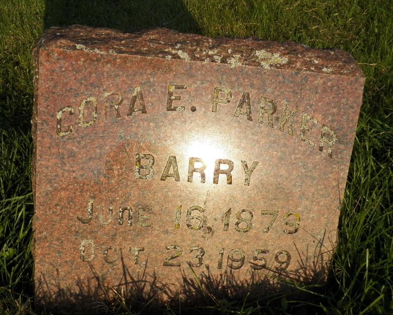 Cora E. <i>Parker</i> Barry