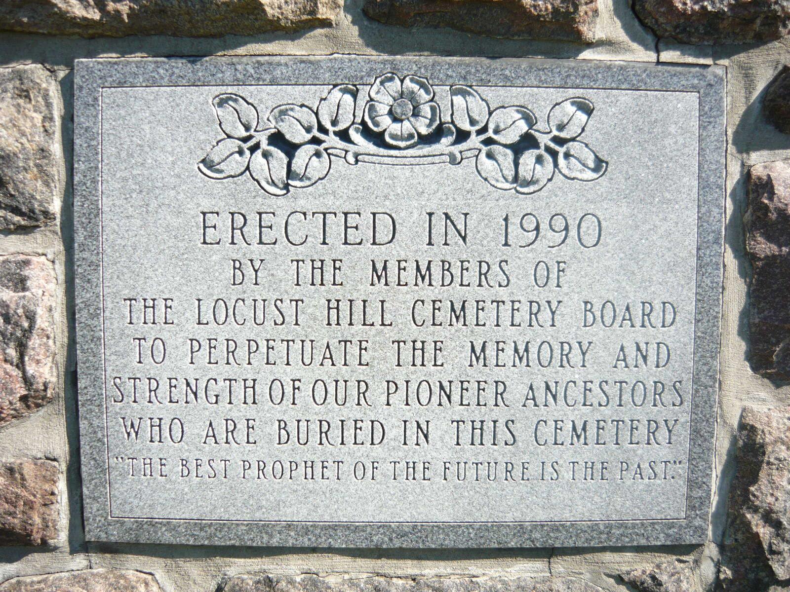 Locust Hill Church Cemetery
