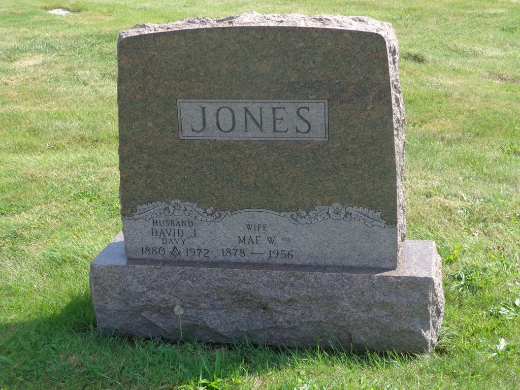 David Jefferson Davy Jones