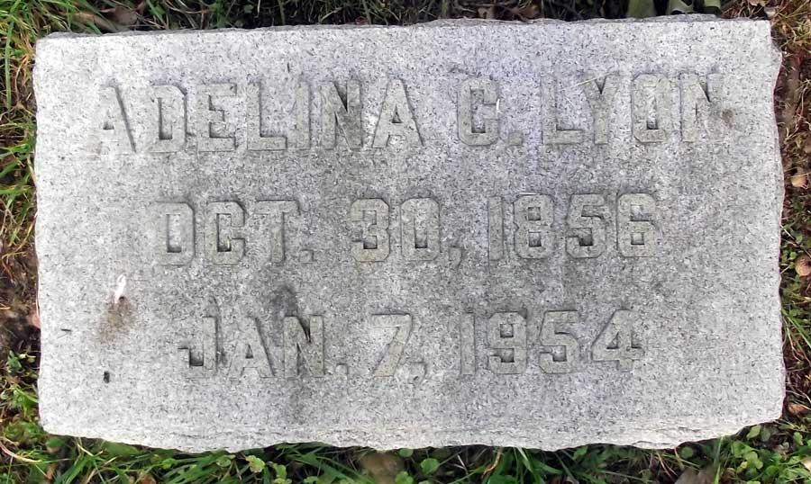 Adalina Carr Lyon