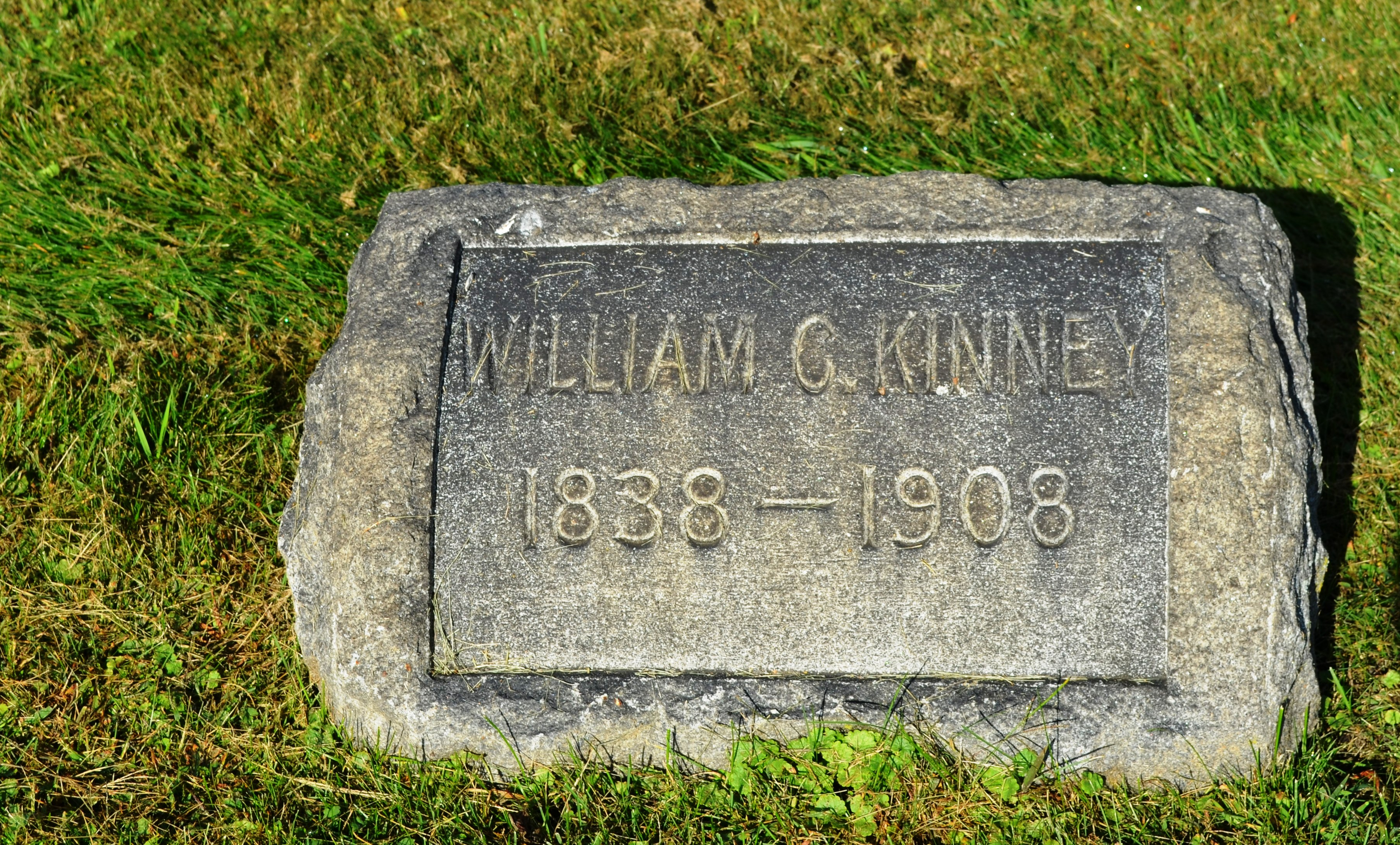 William Crane Kinney