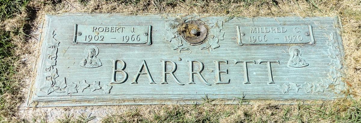 Mildred C. <i>Inge</i> Barrett