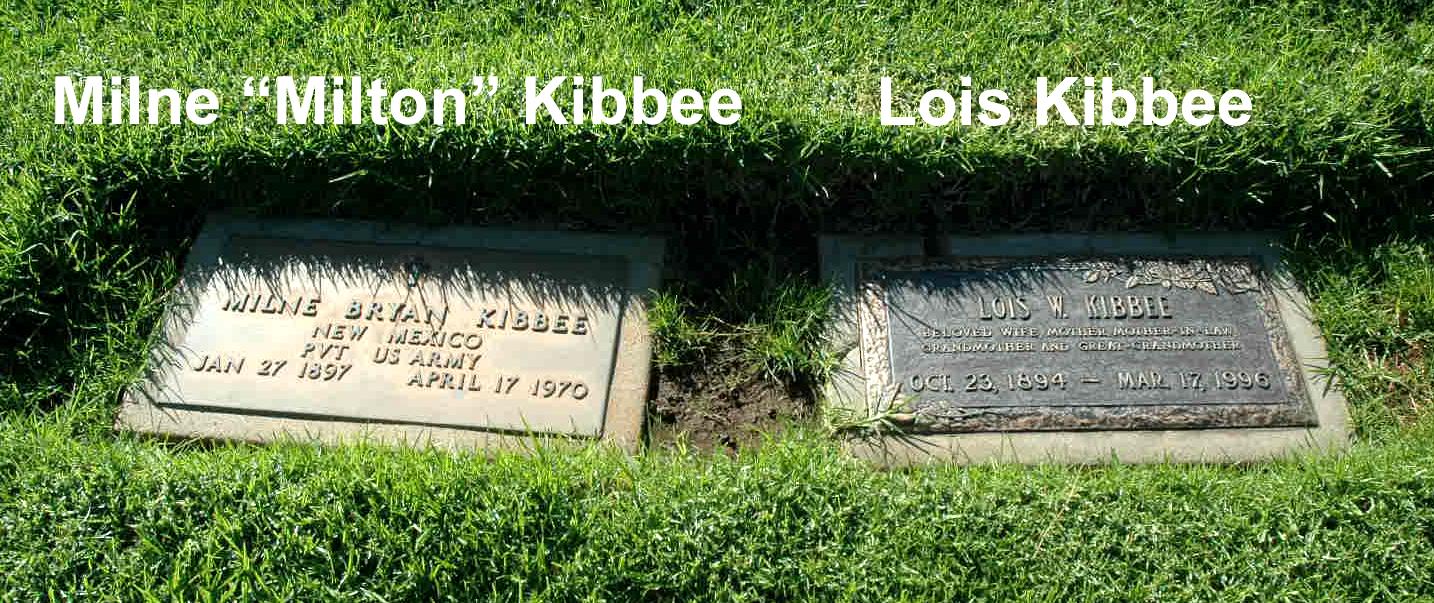 Watch Lois Kibbee video