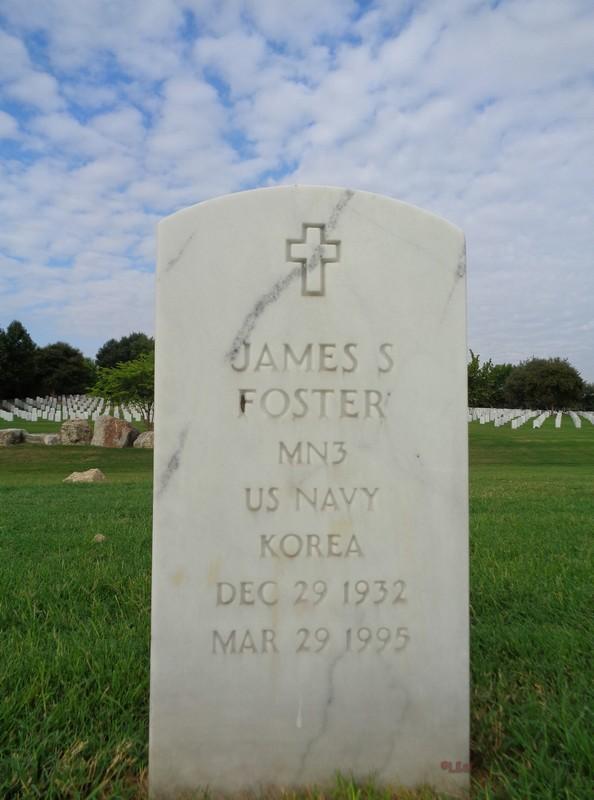 James St Patrick Shillum Foster