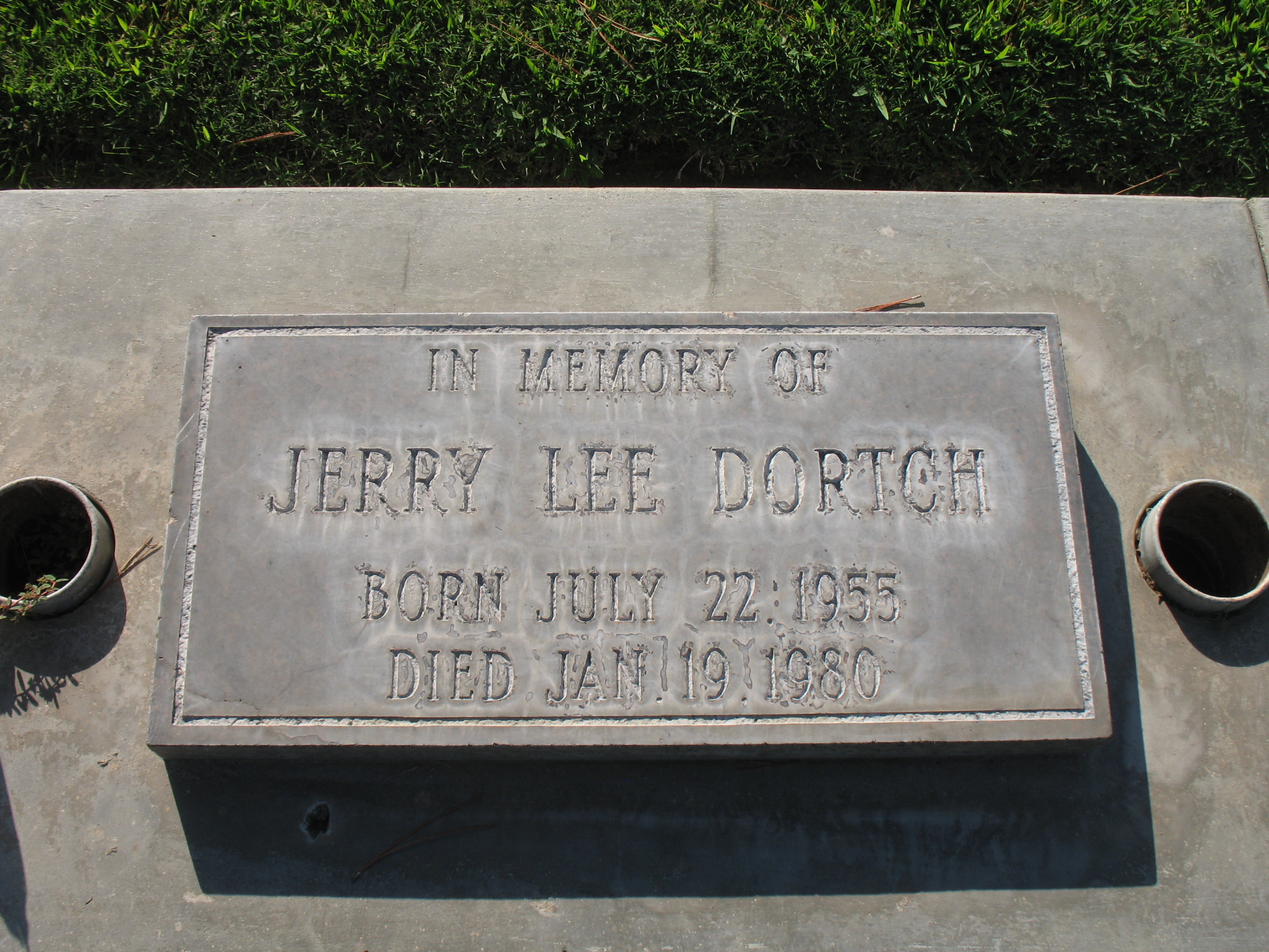 Jerry Lee Dortch