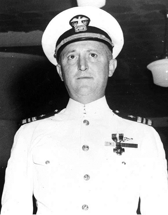 CDR Howard Walter Gilmore