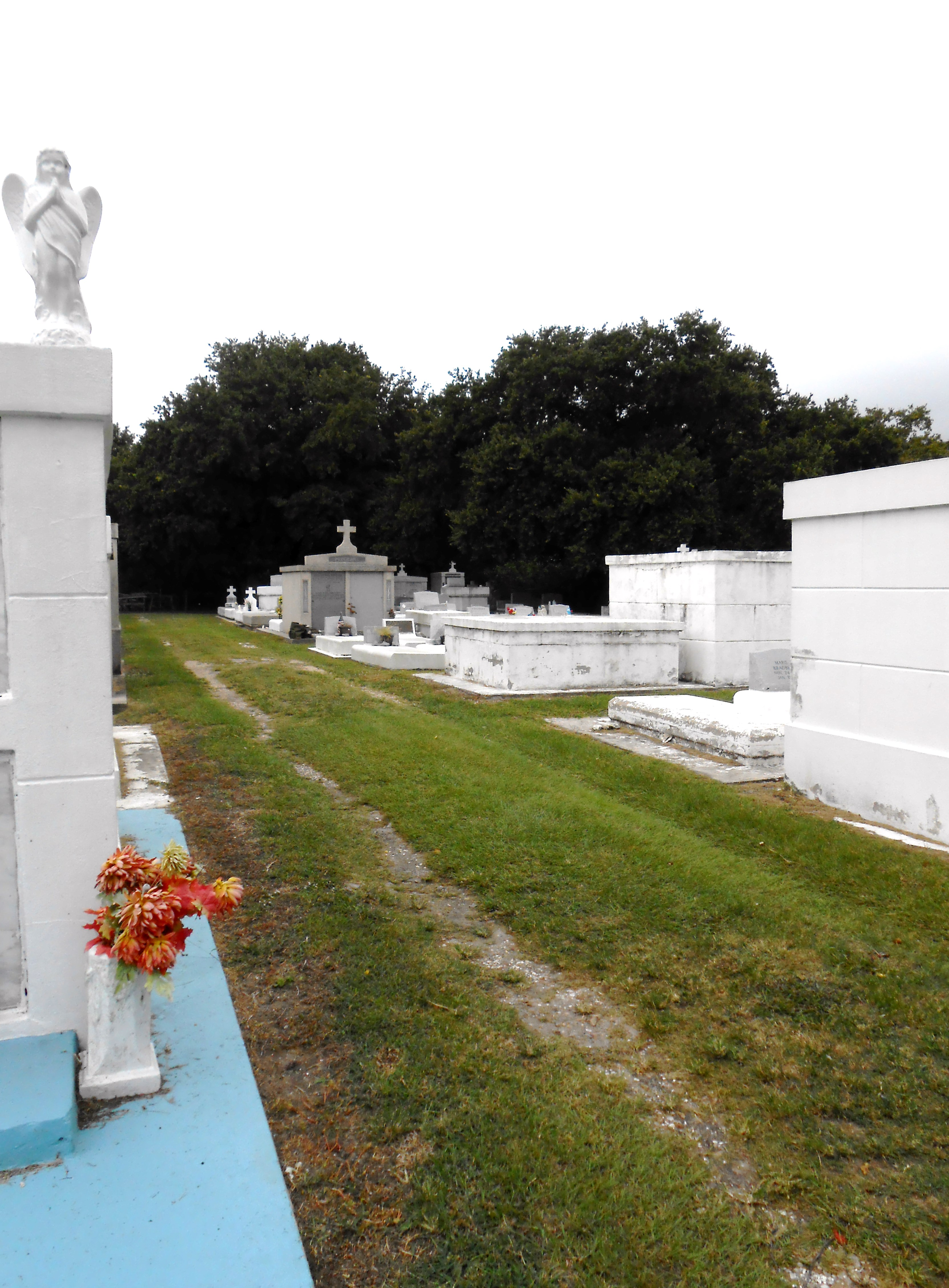 Our Lady of the Isle Catholic Cemetery