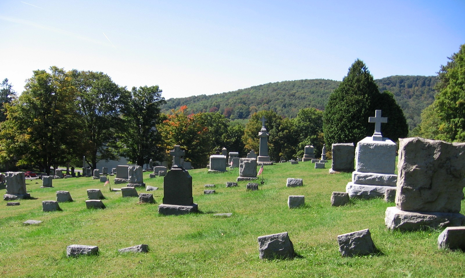 Saint Mary's Roman Catholic Cemetery