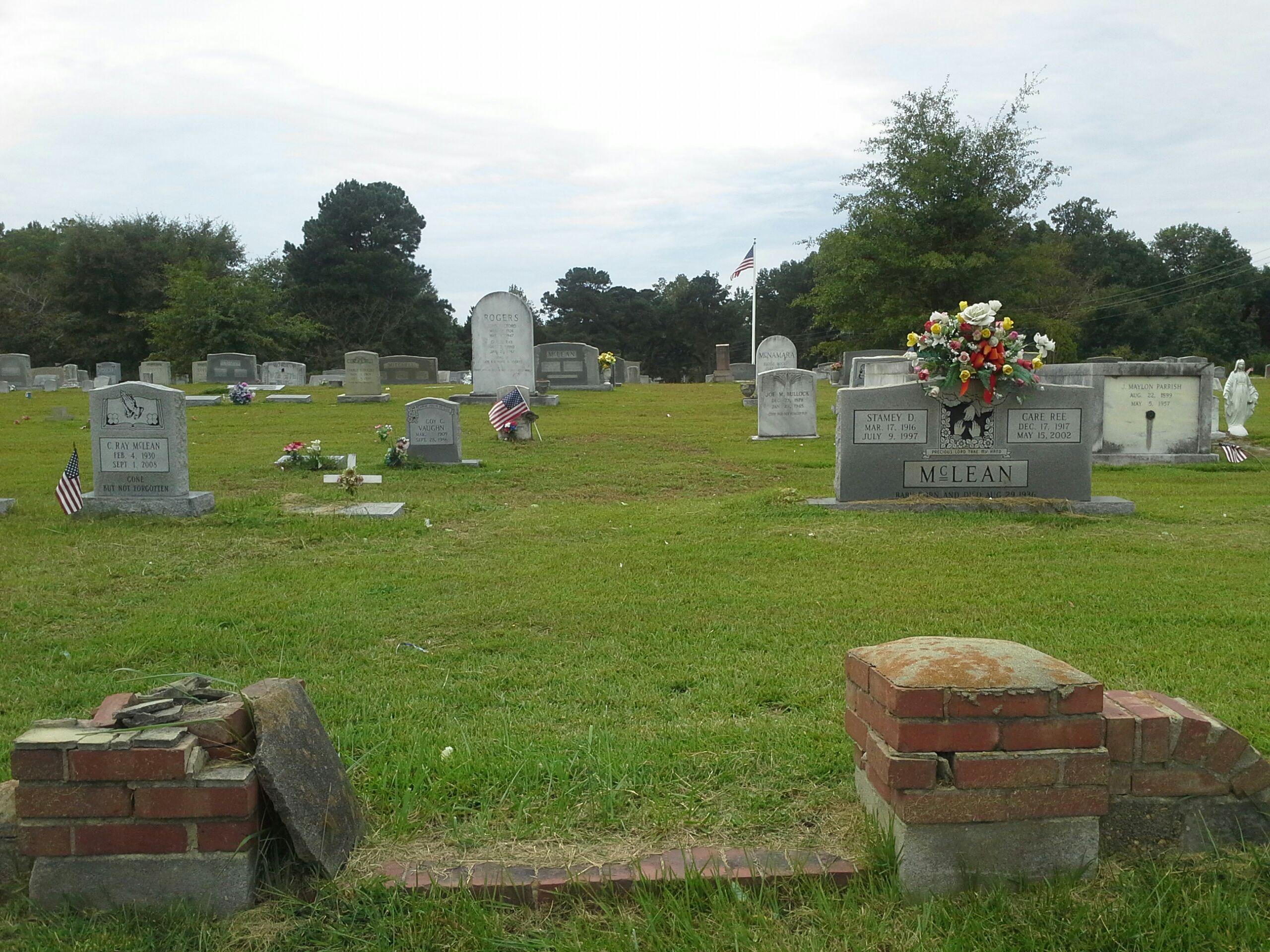 Kennebec Baptist Cemetery