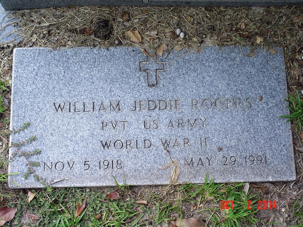 William J Hoss Rogers