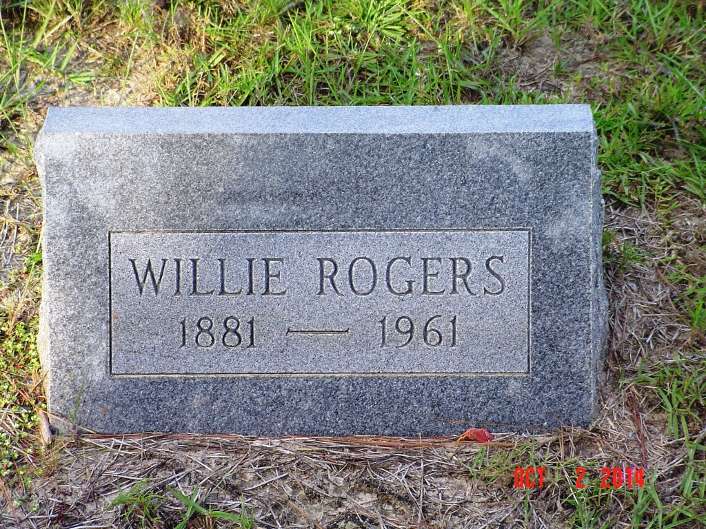 Willie Rogers