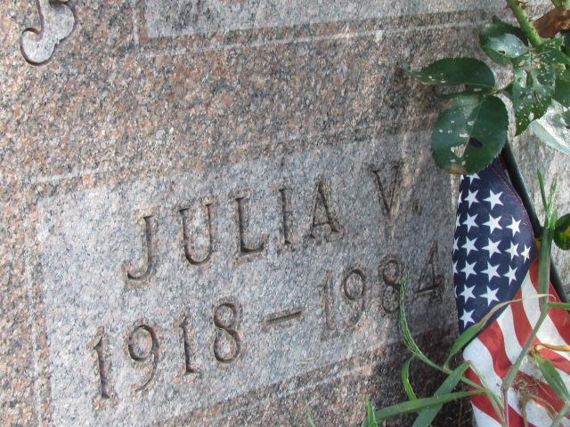 Julia V. Crumbaker