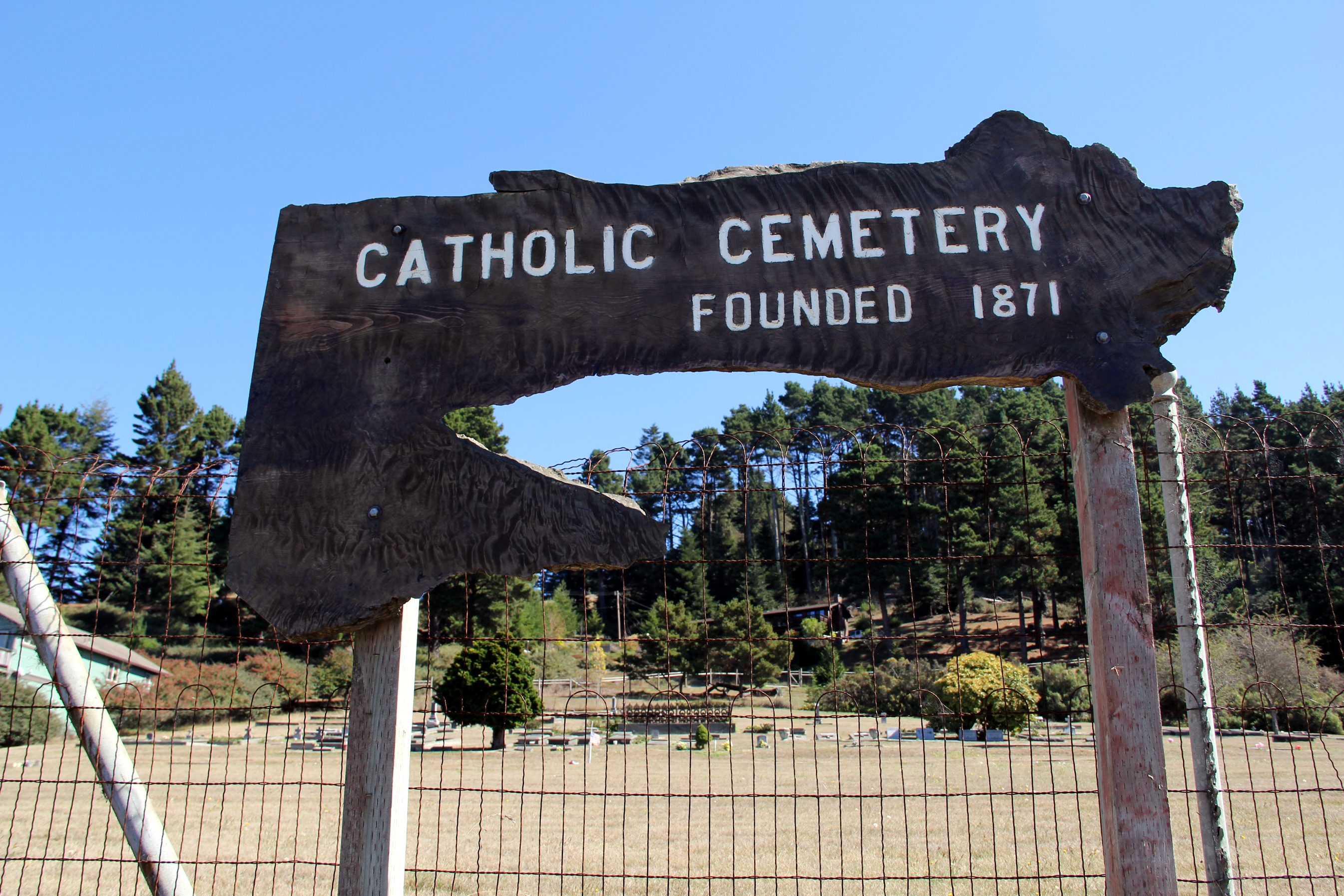 Catholic Cemetery