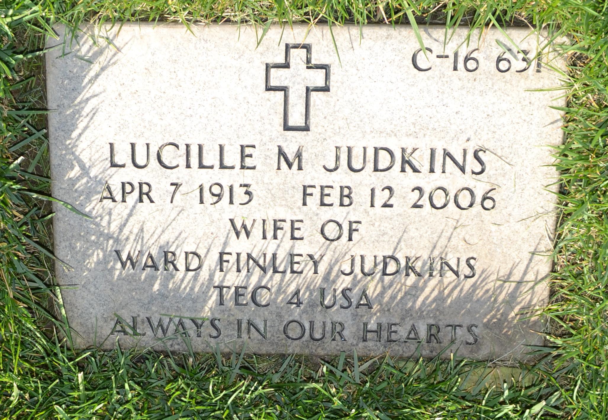 Lucille Judkins