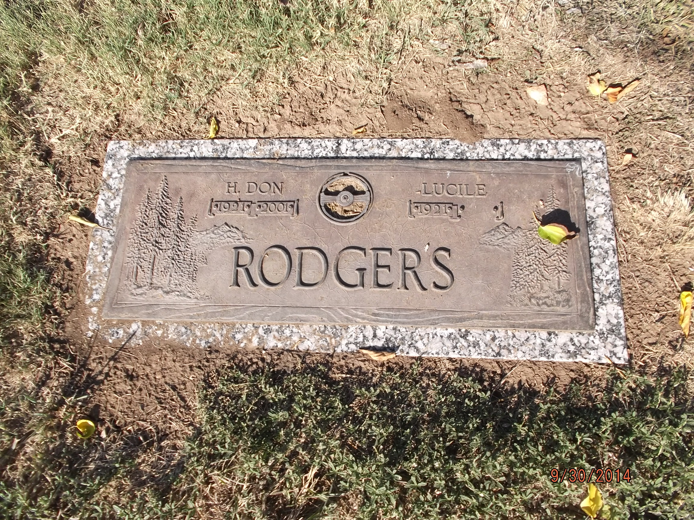 H. Don Rodgers