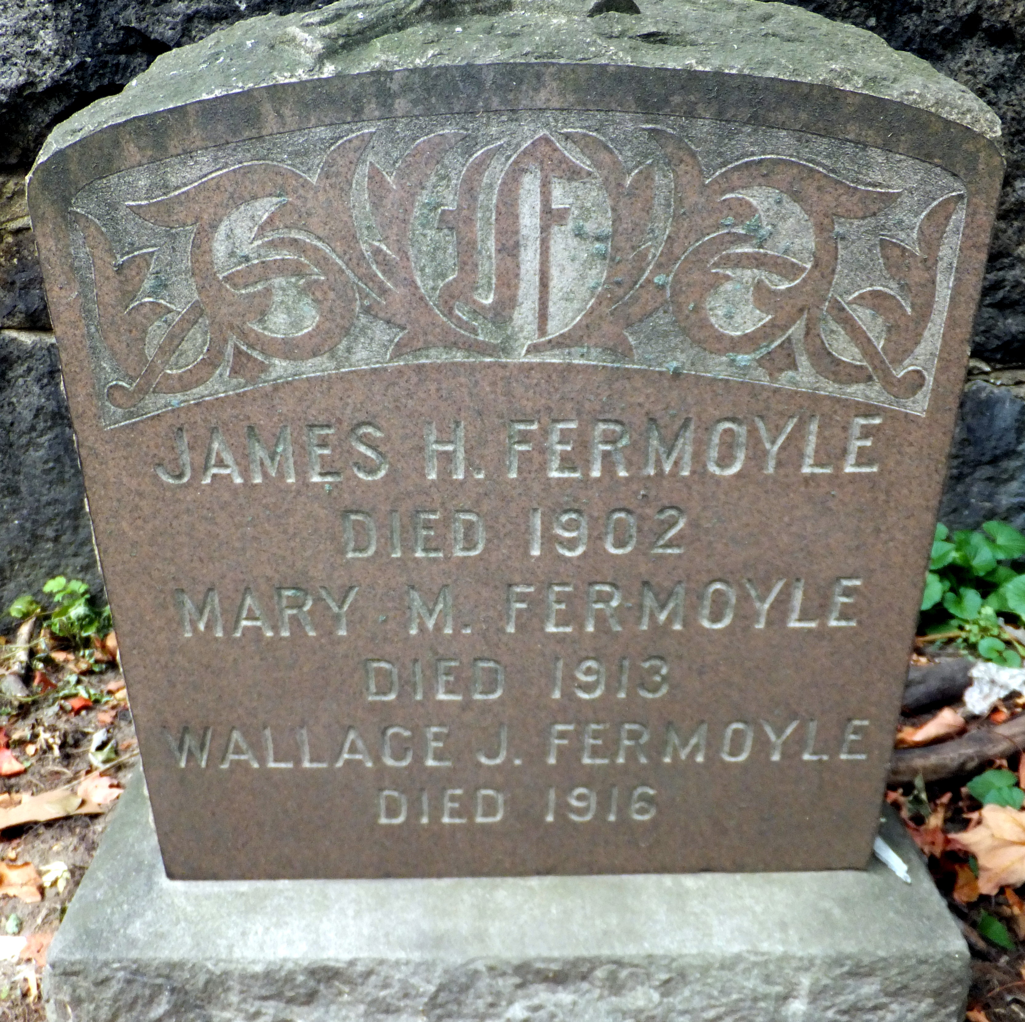 Mary M. <i>Wallace</i> Fermoyle