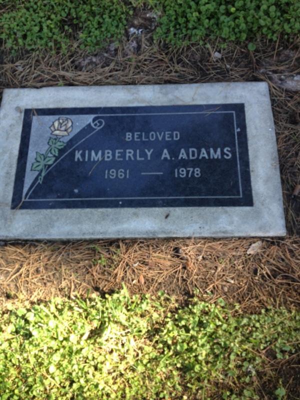 Kimberly Ann Adams
