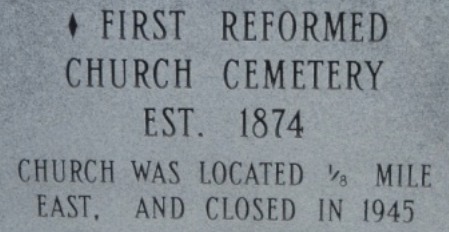 Dispatch Cemetery