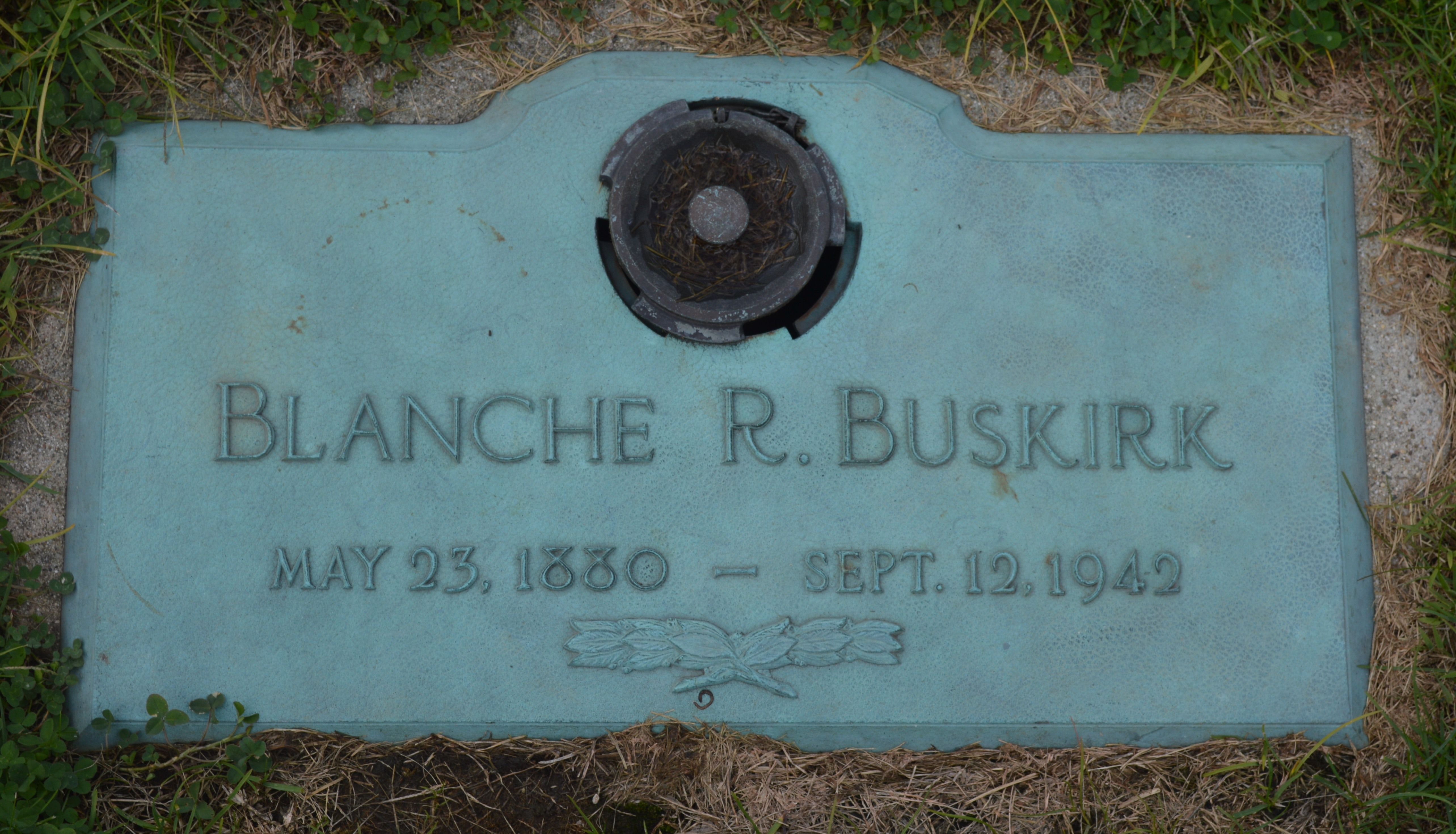 Blanche R. <i>Murphy</i> Buskirk
