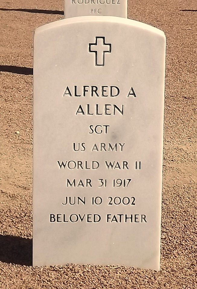 Alfred A. Allen